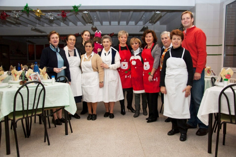 El paraninfo de la magdalena acoger la iii gala musical - Cocina economica santander ...